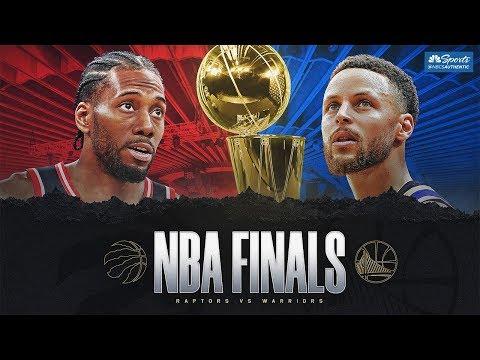 TORONTO RAPTORS VS GOLDEN STATE WARRIORS NBA FINAL LIVE STREAM & PLAY BY PLAY WITH MRBADDOG7676