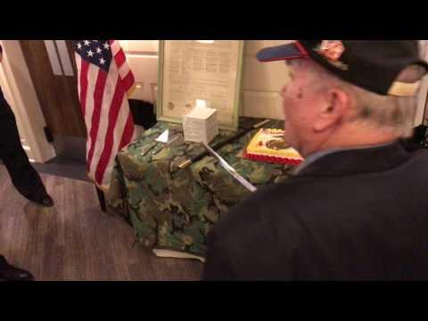 Roxborough Marine Corps League 70th Anniversary!