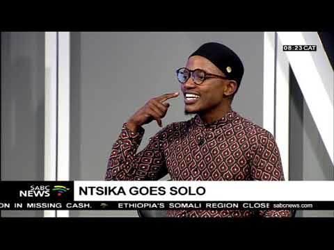 Ntsika goes solo