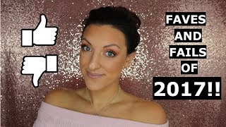 The Best in Beauty 2017 | Faves and fails for the year in beauty!