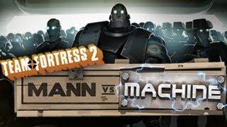 Wspólne odpieranie hordy z Madzią i Cześkiem - Team Fortress 2: MANN vs. MACHINE