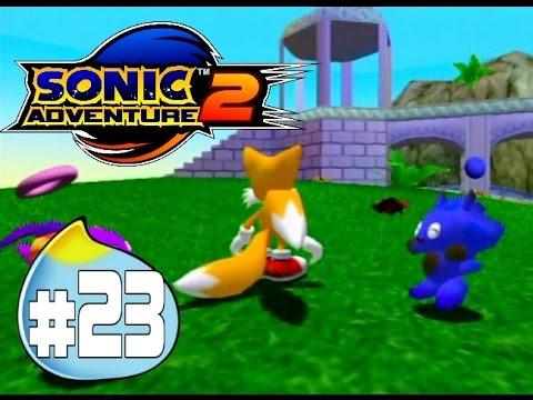 Sonic Adventure 2 Battle Chao Garden Part 23 Youtube