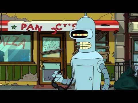 Bender Killed Seymour Butts