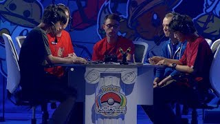2019 Pokémon World Championships: VGC Masters Division Finals
