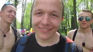 VLOG_ 9 мая 2016 Минск _ отдыхаем)