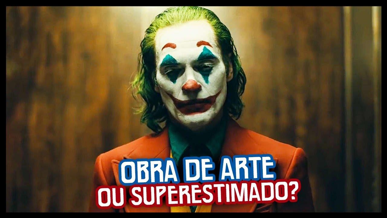 O FILME DO CORINGA É TUDO ISSO MESMO? (SPOILERS)