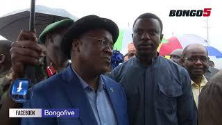 Maneno mazito ya Rais Magufuli kwa waandishi