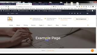 Pricing Section Settings | QuickFixServ | Multipurpose Servicing and Repairing WordPress Theme