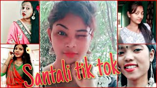 Santali top funny  musically videos ll santali best tik tok video l pk broken heart