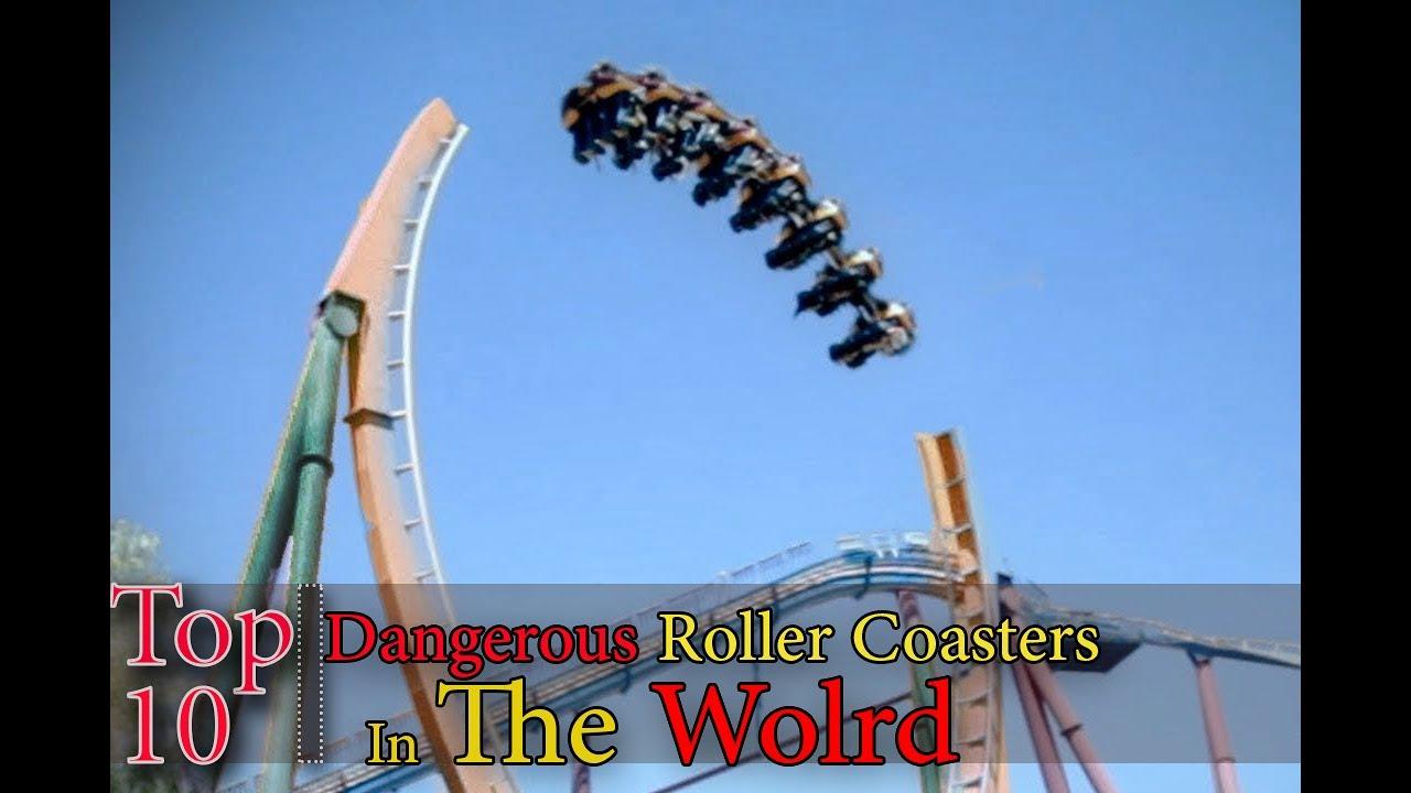 world 39 s most dangerous roller coasters fastest roller. Black Bedroom Furniture Sets. Home Design Ideas