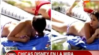 Nota Vanessa Hudgens & Selena Gomez | Chicas Disney de estrellas infantiles a sex symbols