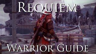 Skyrim Requiem Warrior Beginner Guide and Build