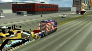 18 WOS HAULIN Load To Mexico City With Kenworth K100 Custom FINAL