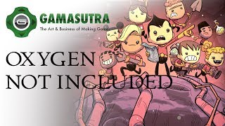 Gamasutra Plays Oxygen Not Included with #gamedev Johann Seidenz
