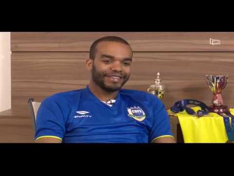Léo Santana: a trajetória do craque do futsal de JF que chegou ao Barcelona e à seleção brasileira