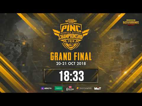 PUBG Mobile Indonesia National Championship (PINC) - DAY 2 @Britama Arena 20-21 Oktober