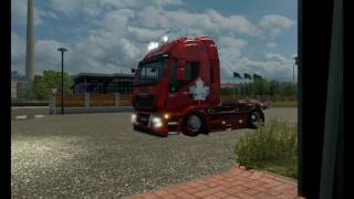 [ETS2]Euro Truck Simulator 2 Low Chassis For All Truck v1.2