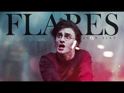 Harry Potter | Flares「July 31st」