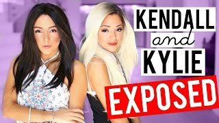 Kendall And Kylie Jenner EXPOSED
