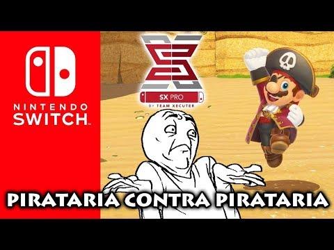Hackers Colocam Proteção Contra Pirataria No Desbloqueio Do Nintendo Switch ¯\_(ツ)_/¯