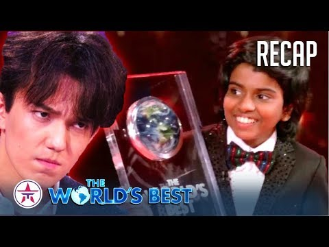 The World's Best: Lydian WINS! Dimash QUITS! Did YOUR Favorite Win? | Finale Recap
