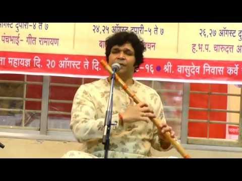 04 Pt. Rakesh Chaurasia Raaga Bheempalasi and compositions with Pt. Satyajit Talwalkar