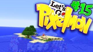 NUOVI POKEMON NEL TEAM - Let's Go Pixelmon #15
