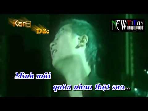 [ Karaoke HD ] Mình Mãi Quên Nhau Thật Sao - Hoàng Bách