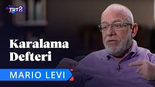 Doğan Hızlan ile Karalama Defteri | Mario Levi | 6. Bölüm