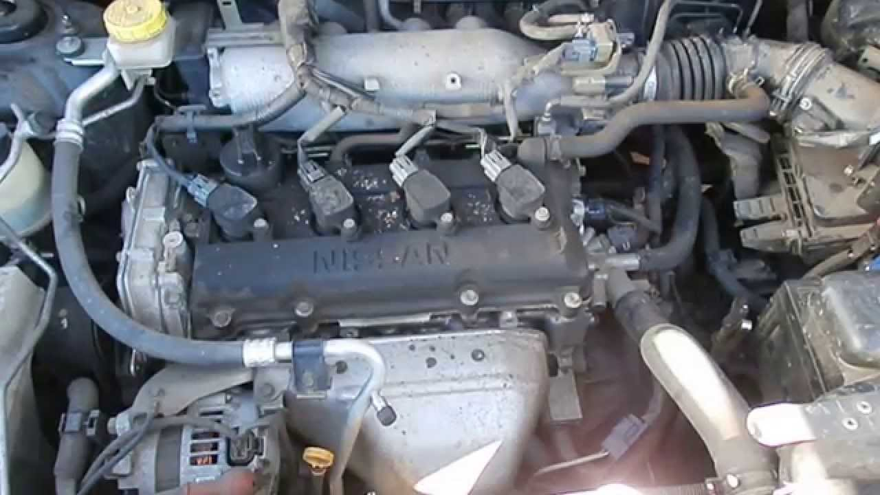 2006 Nissan Altima Engine Diagram Free Wiring Diagram For You