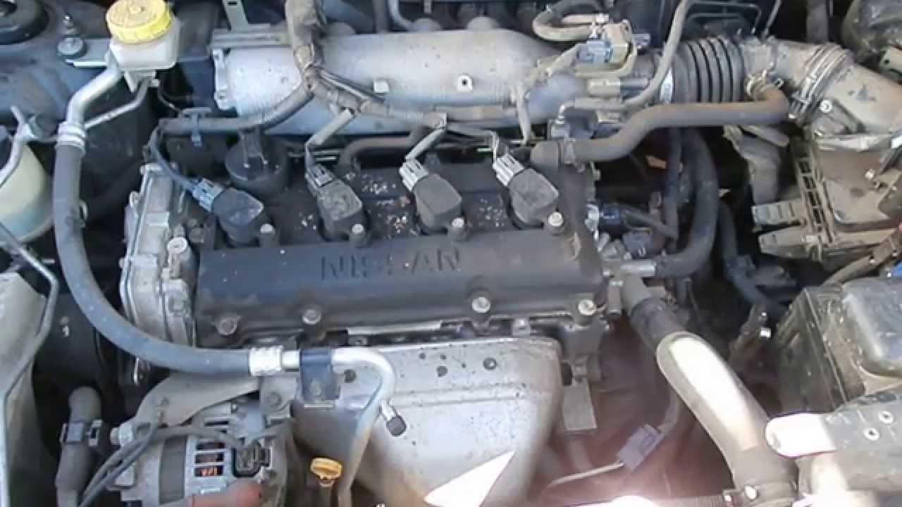 2006 Nissan Altima Engine Wire Diagram