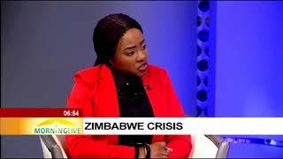 Zimbabwe political crisis