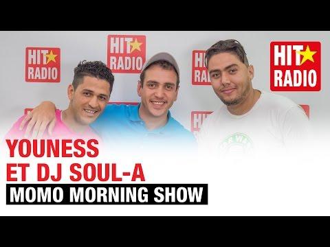 """YOUNESS & DJ SOUL-A NOUS PARLENT DE """"MOUL CHATEAU"""" - """"يونس  في أغنية """"مول شاطُو"""