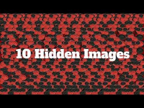 10 Hidden Images  Magic Eye  Magic Eye Pictures