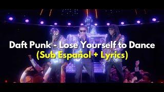 Daft Punk - Lose Yourself to Dance (Subtitulada en Español + Lyrics)