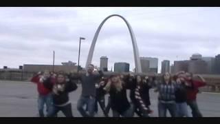 Flash Mob 2 Casino Queen In Saint Louis
