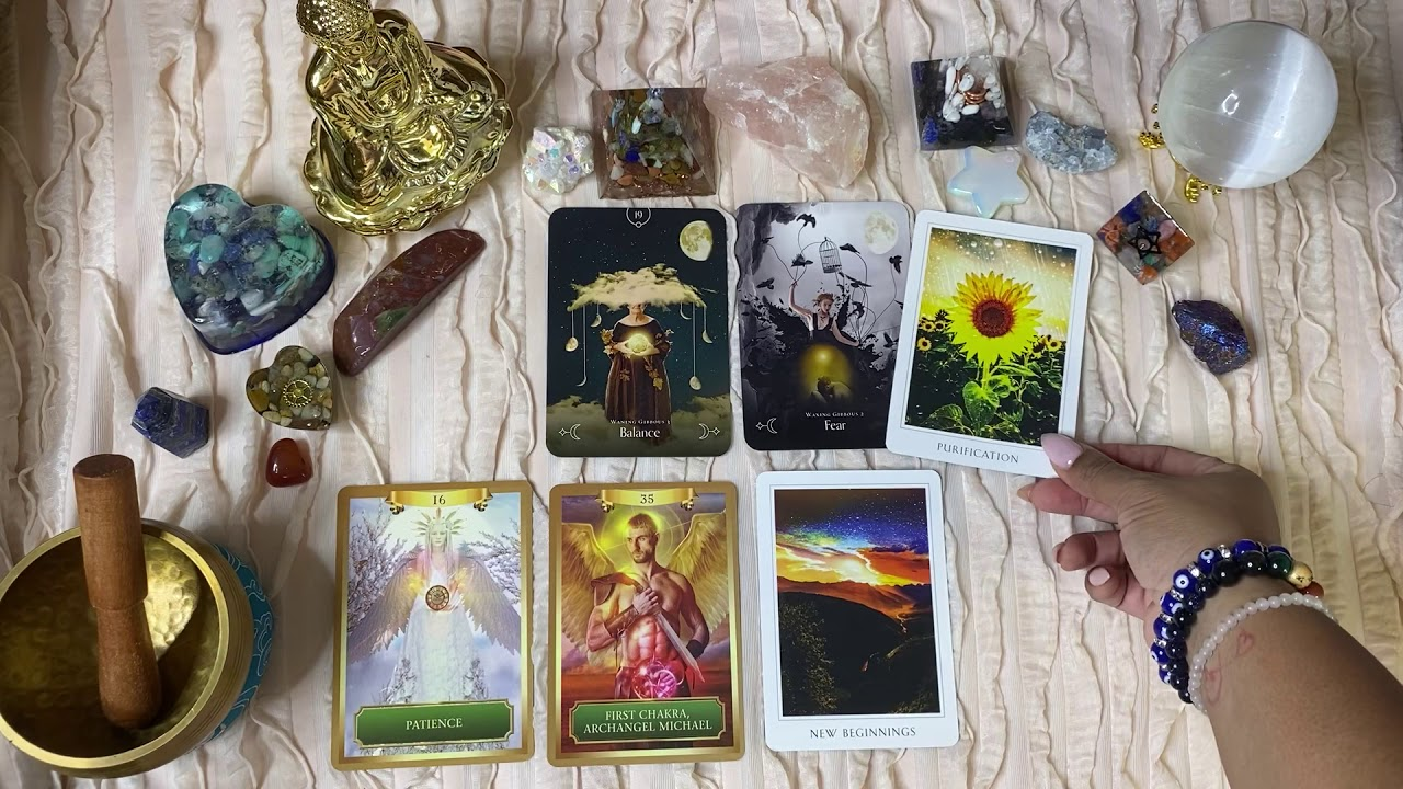 Intuitive Oracle Reading - Collective Energy Mar 4, 2020