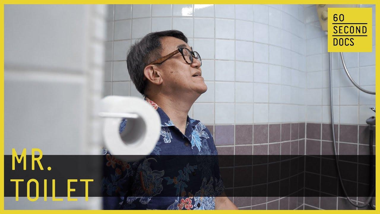 Mr. Toilet: Safe Pooping For 2.4 Billion People