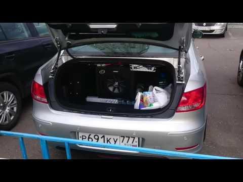 Крышка багажника Peugeot 408