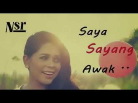 Lirik Lagu Saya Sayang Awak   Reyhana feat Eddie Hamid