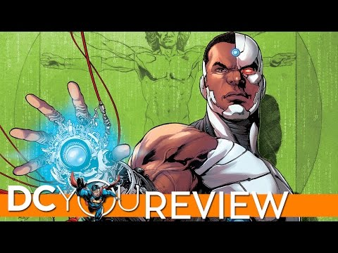 Cyborg #1 (DC Comics) REVIEW