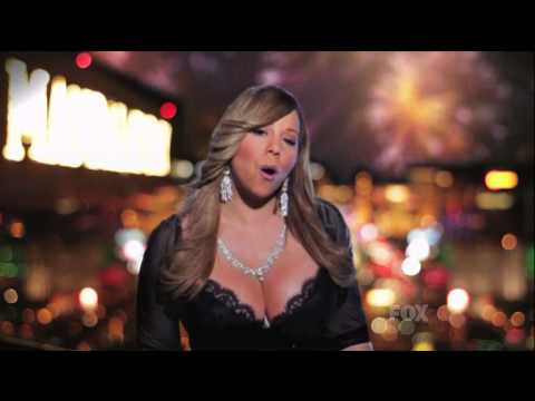 Mariah Carey - Auld Lang Syne - 12.31.10 (FOX New Year's Eve Live 2011)