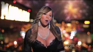 Mariah Carey - Auld Lang Syne - 12.31.10 (FOX New Year