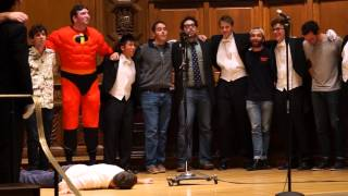 The Whiffenpoof Song - The Yale Whiffenpoofs of 2015