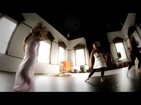 Dance Choreography by Nadia Schlosser to India Arie- Ready for Love