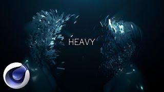 Создание эффектной композиции из клипа Linkin Park в Cinema 4D
