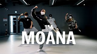 Baixar G-Eazy & Jack Harlow - Moana / Yoojung Lee Choreography