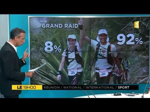 Le + du 19h00 : les statistiques et les favoris du Grand Raid 2016