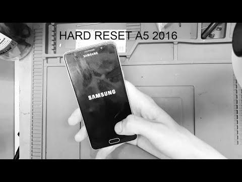 Samsung A5 2016 сброс до заводских настроек(Настройка телефона после сброса)