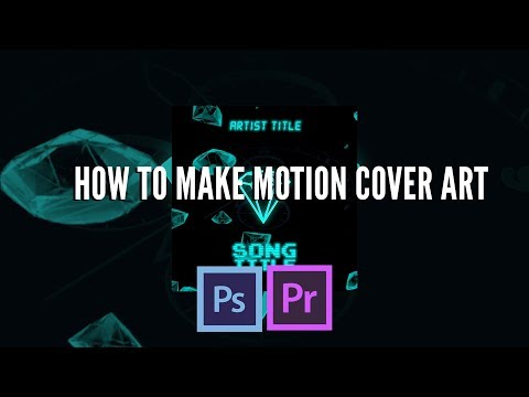 How To Make Motion Cover Art